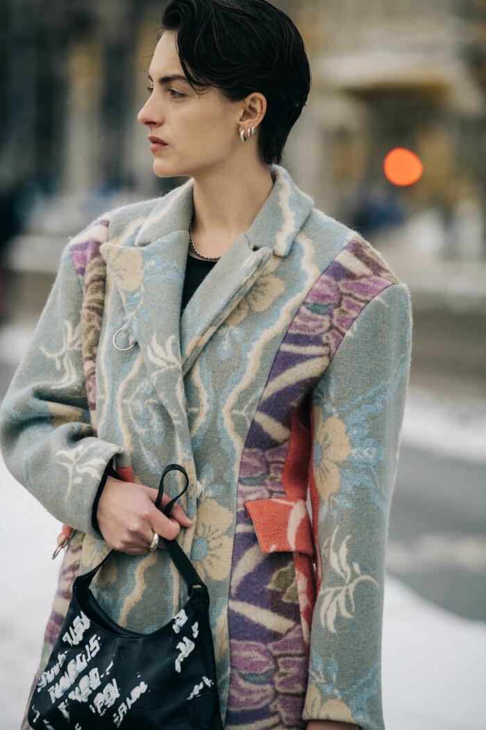 streetstyle stockholm fashion week 2021 Josefin