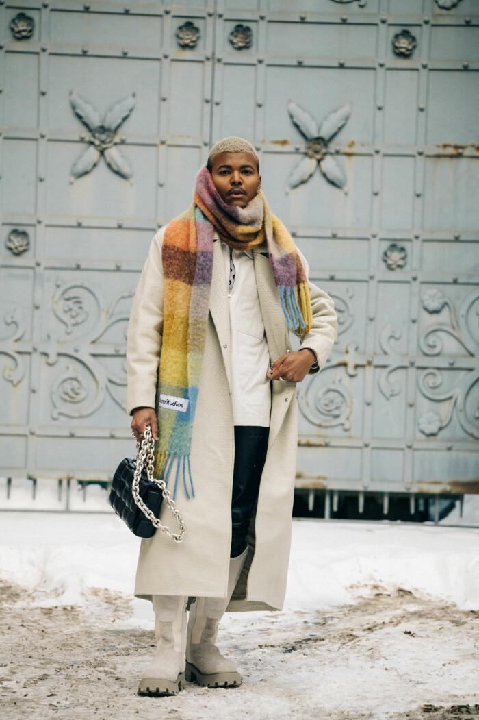 streetstyle stockholm fashion week 2021 Julian