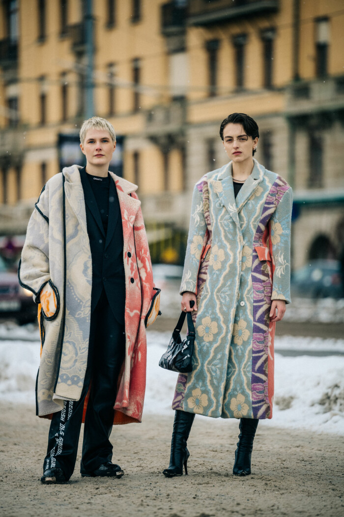 streetstyle stockholm fashion week 2021 rave review streetstyle