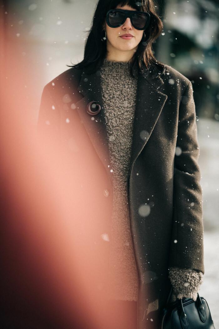 streetstyle stockholm fashion week 2021 kappa snö