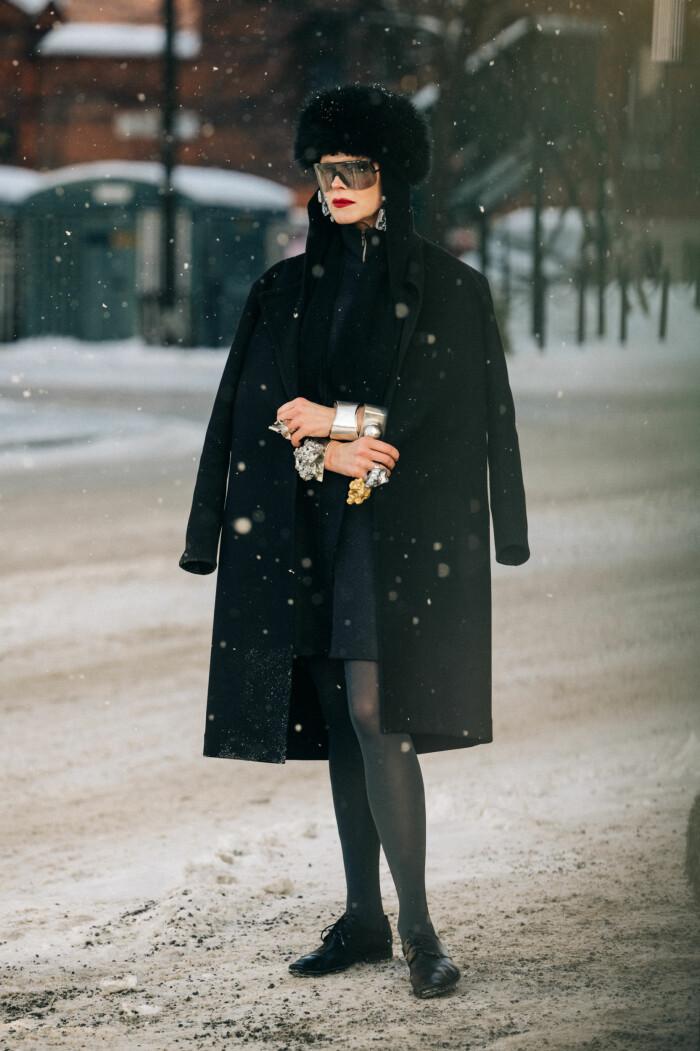 streetstyle stockholm fashion week 2021 accessoarer