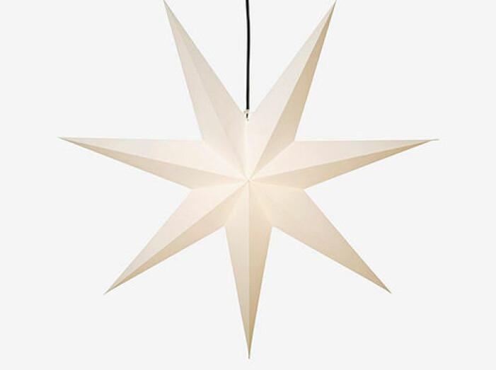 stor julstjärna från star trading