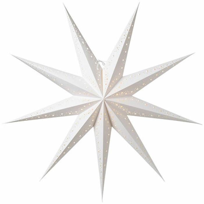 stor julstjärna från watt veke