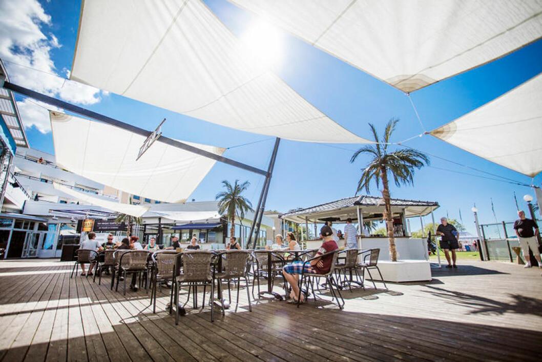 Beach Club Borgholm