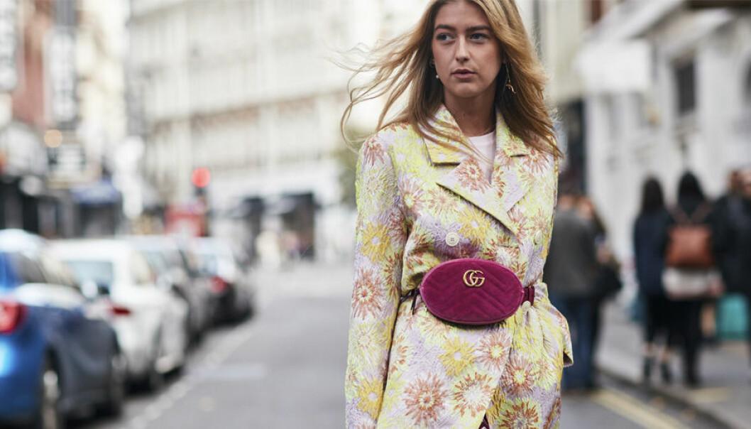 Streetstyle Londons modevecka