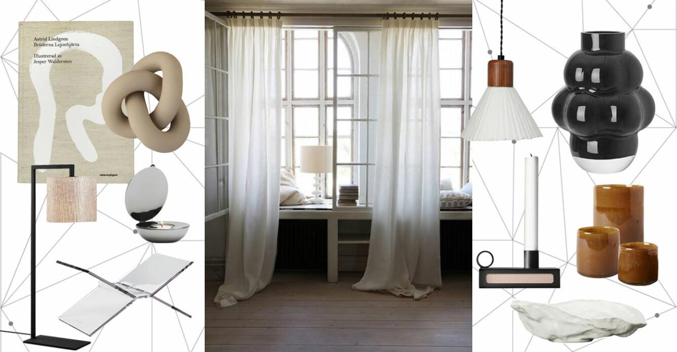 inred och styla dina fönster och fönsterbrädor