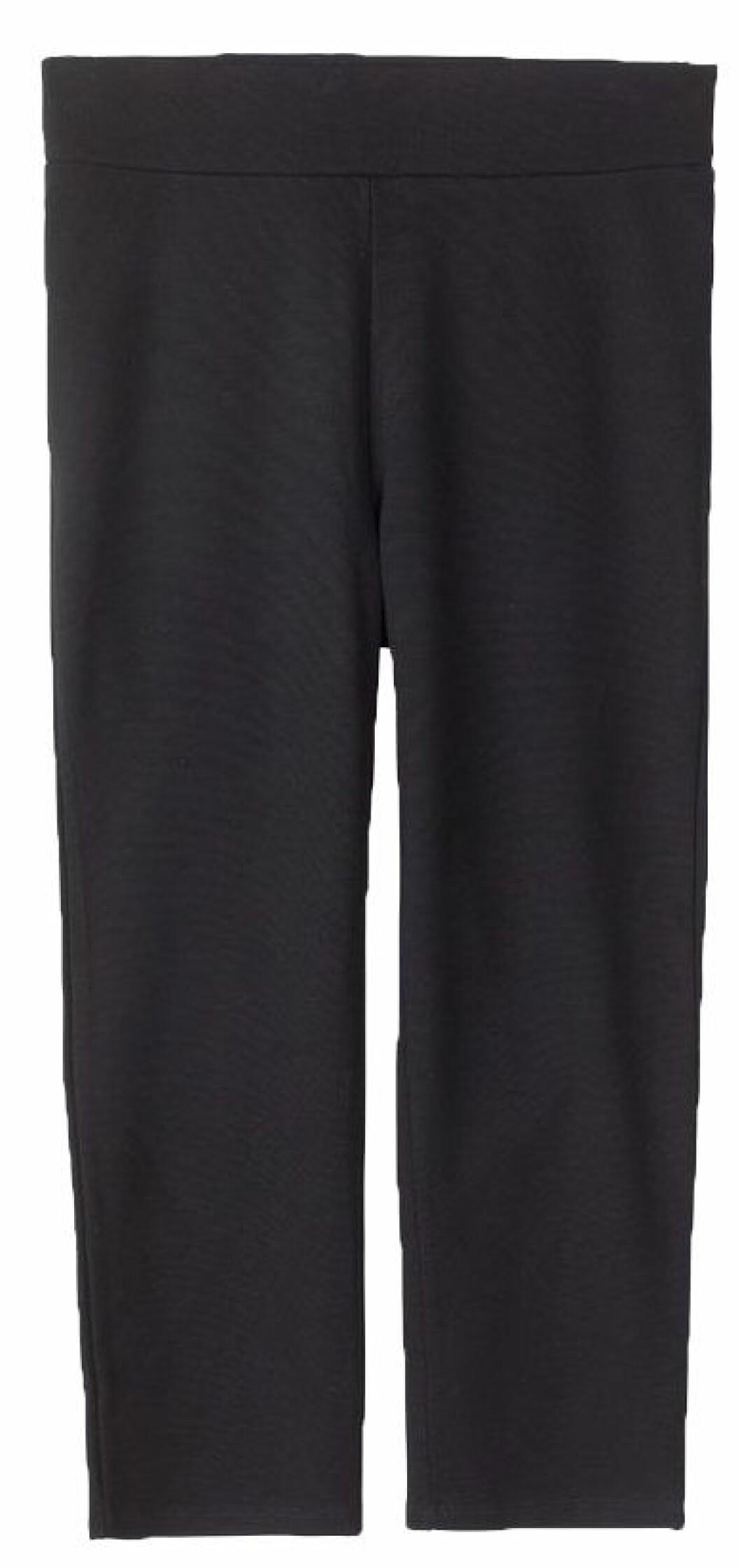 Croppade leggings från Stylein som finns här.