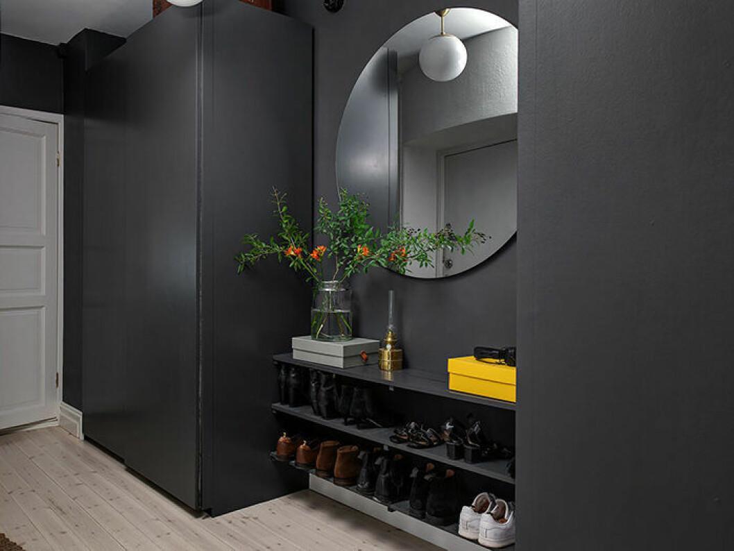 Fin stylad hall inför försäljning av Greydeco