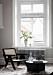 Blommor är ett viktigt inslag när man stylar hemmet inför visningen