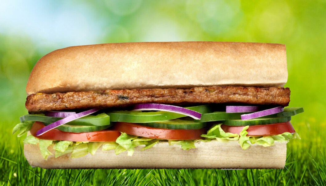 Subway lanserar Spicy Vegan.