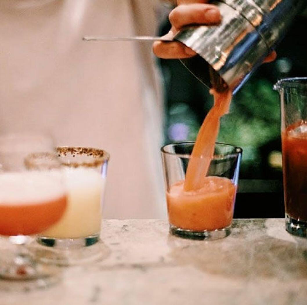 Surfers på Regeringsgatan har ett bra utbud av alkoholfria drinkar.