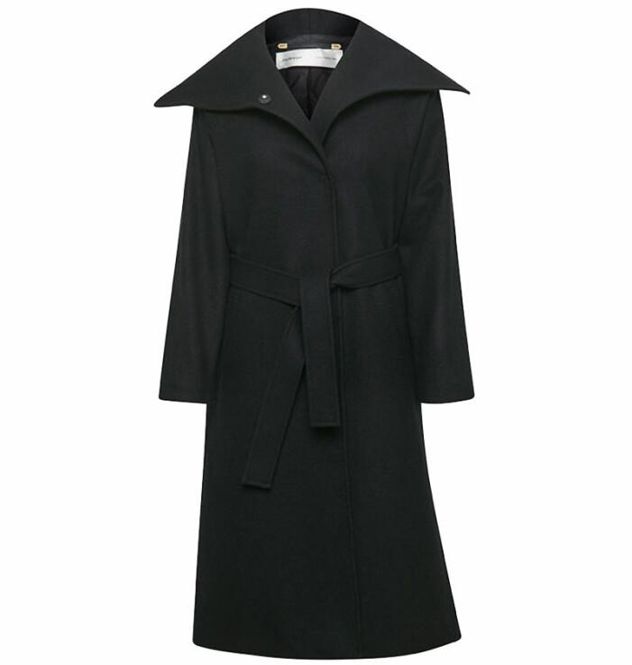 svart kappa inwear