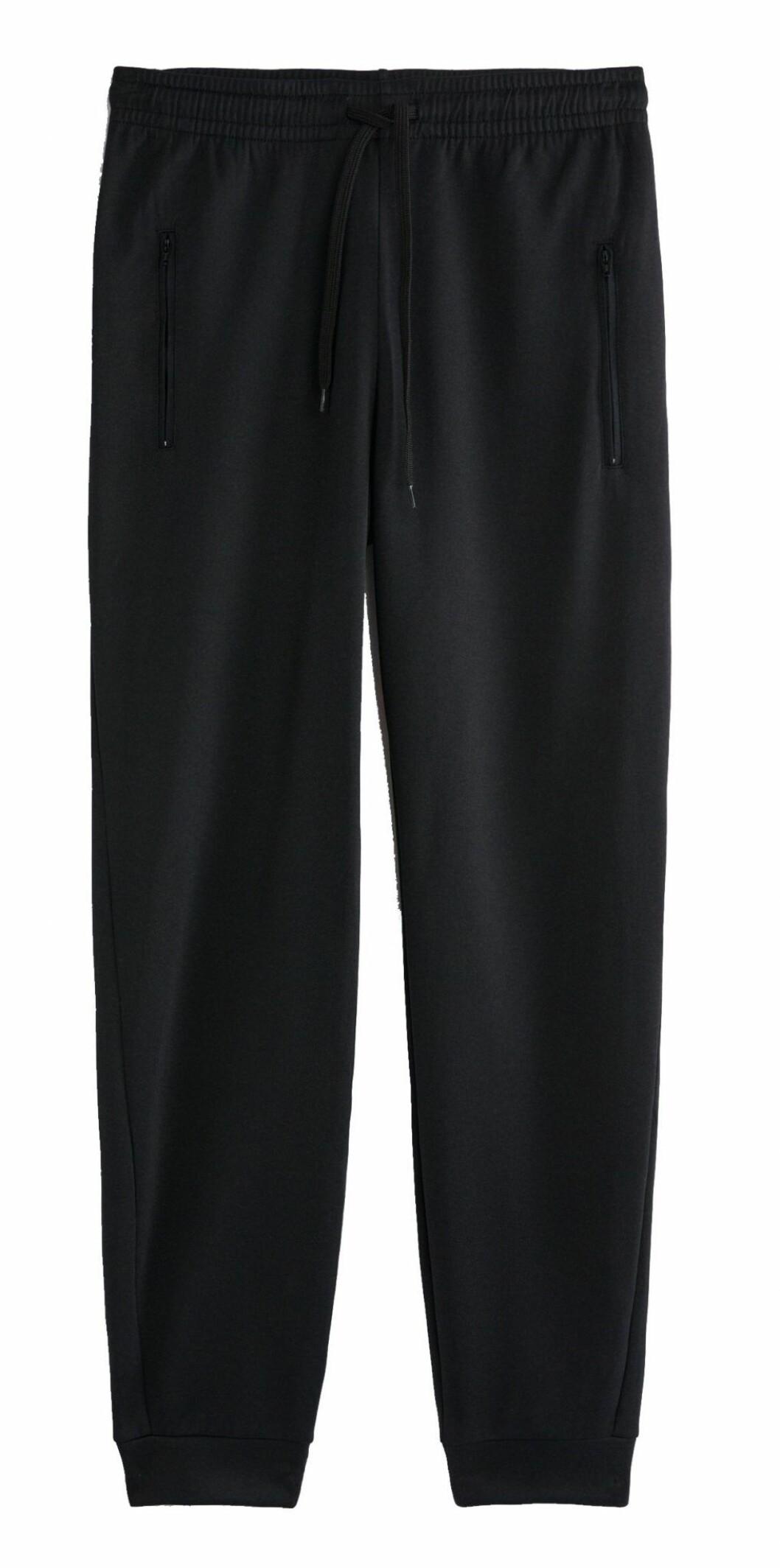 mjukisbyxa i svart från Filippa K soft sport.