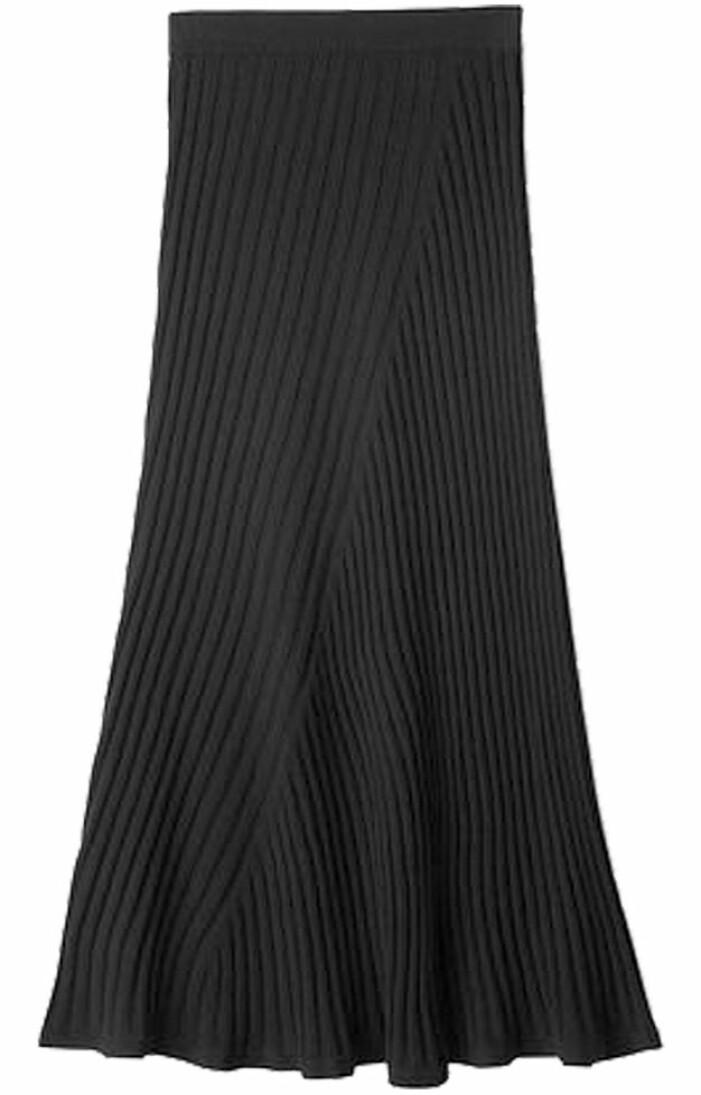 stickad kjol från filippa k
