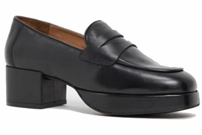 svarta loafers asos