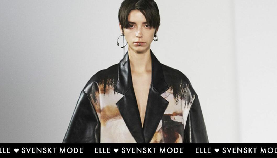 svenskt mode Acne Studios