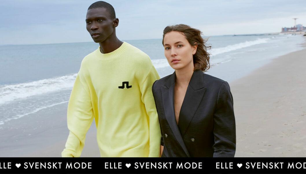 Svenskt mode J.Lindeberg
