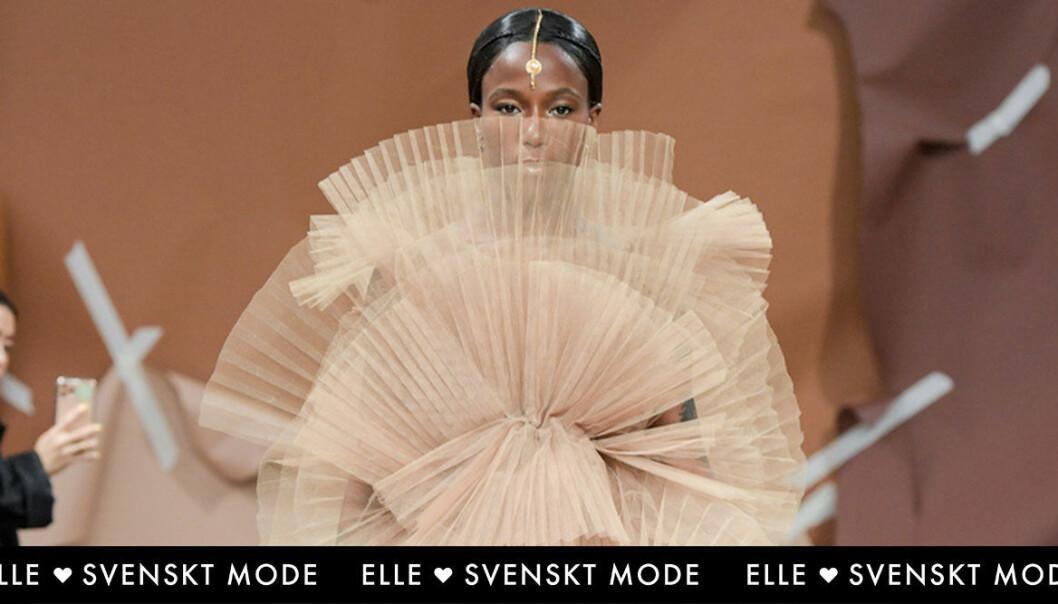 Svenskt mode Selam Fessahaye