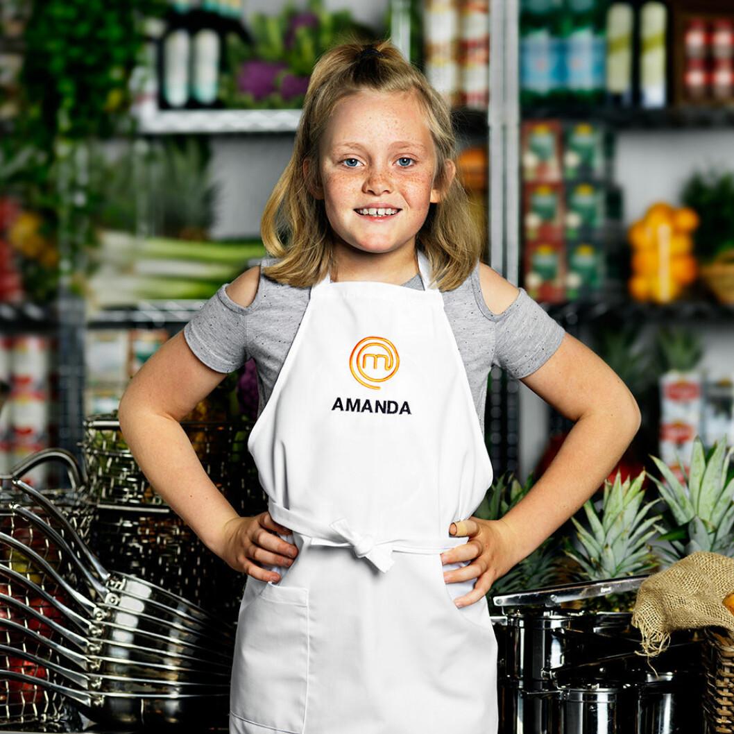 Amanda Ekelund, 9 år, Bara/Malmö.