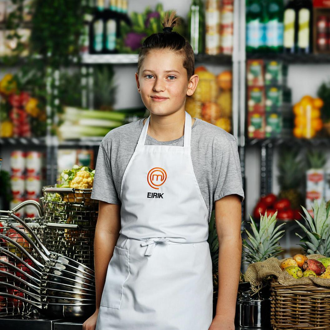 Eirik Selnes, 11 år, Gävle.