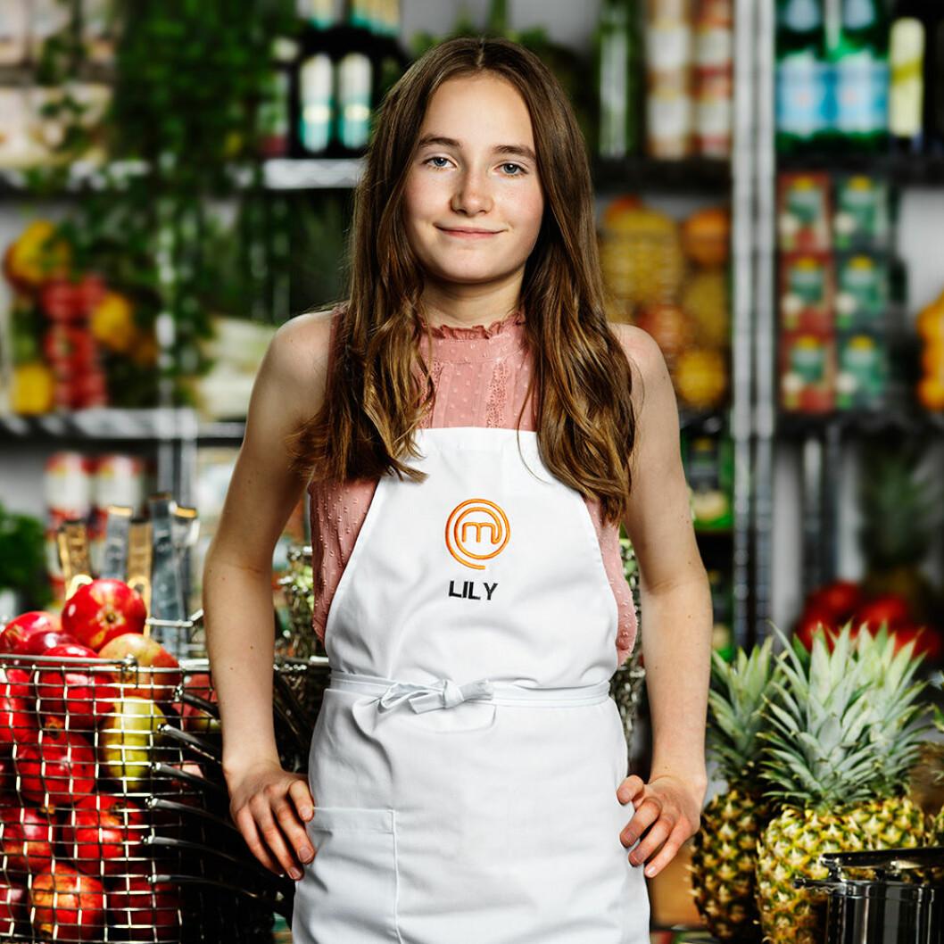Lily Larsson, 12 år, Ås/Östersund.