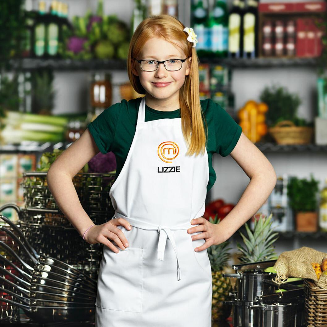 Lizzie Magnusson, 12 år, Skummeslövsstrand/Båstad.