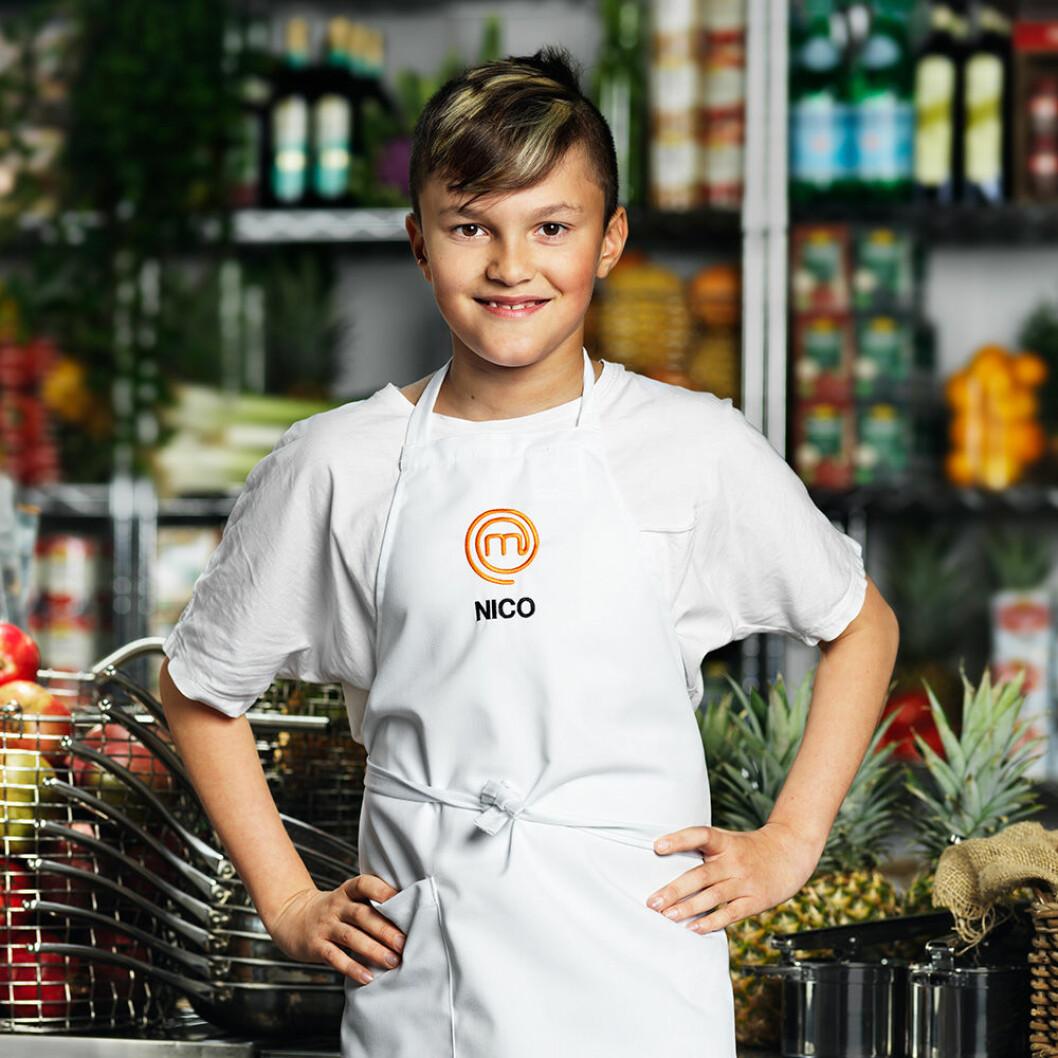 Nicholas Norgren, 10 år, Stockholm.