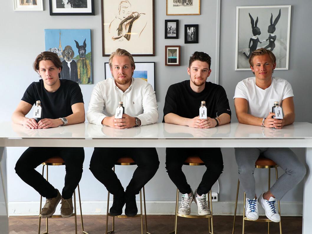 Entreprenörerna bakom Swedish Tonic.