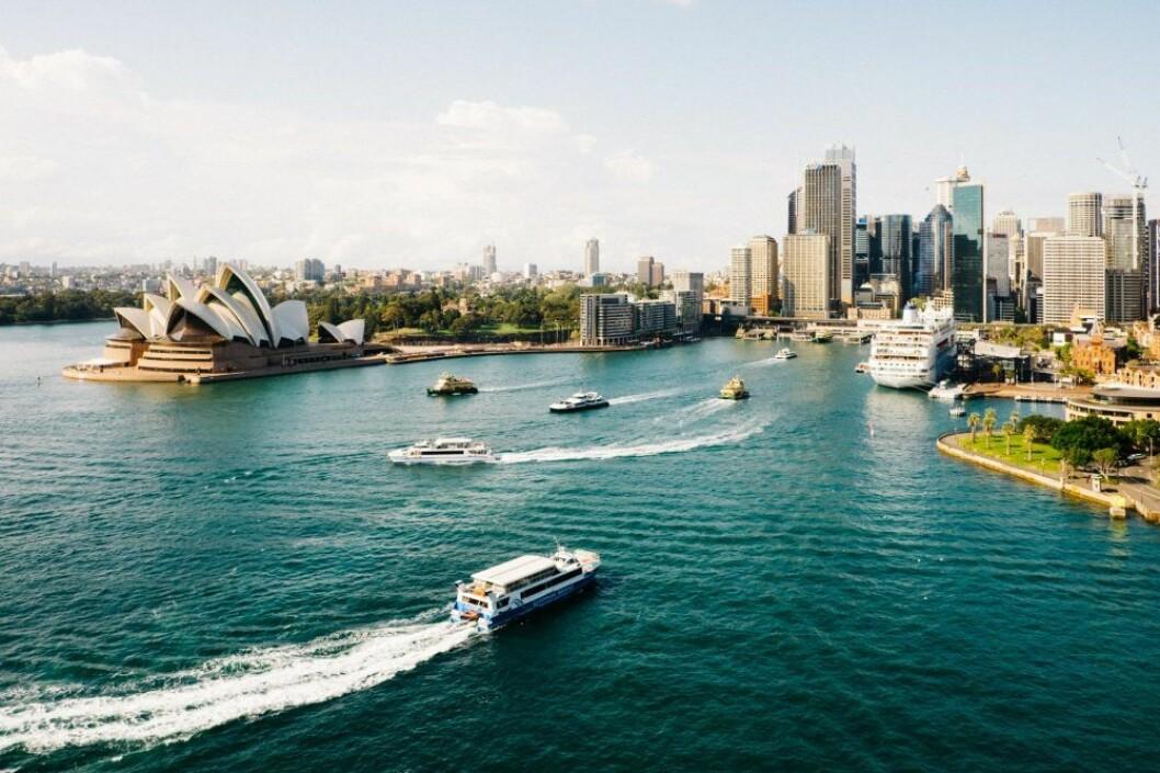 Sydney, vågen