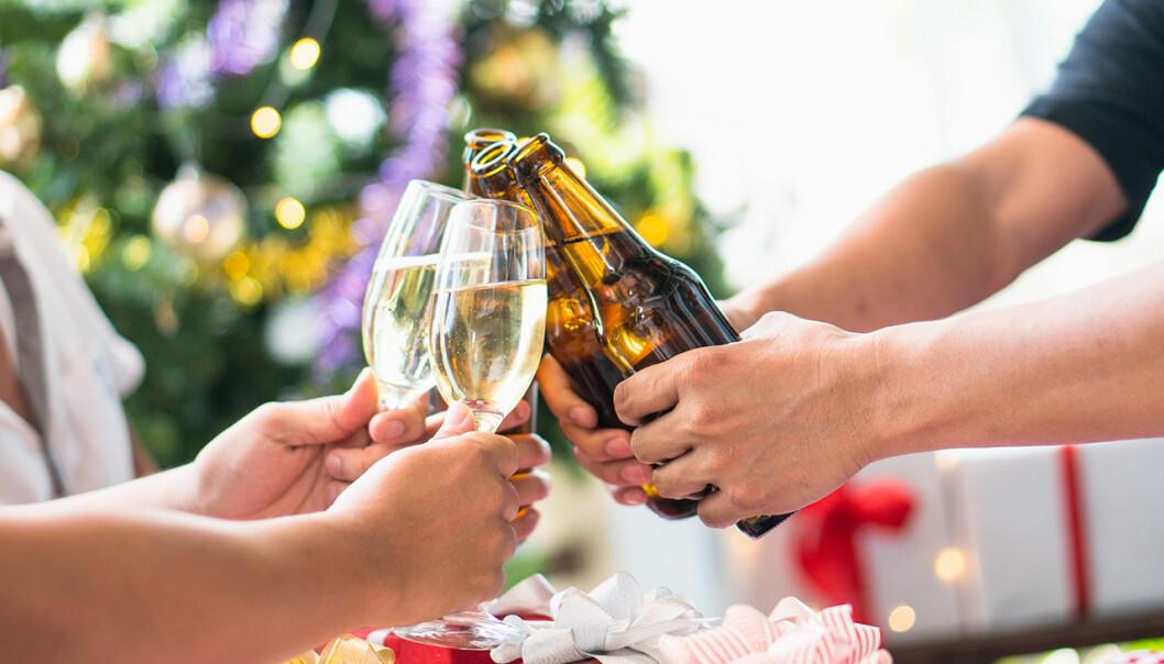 Drick ansvarsfullt i jul och nyår!