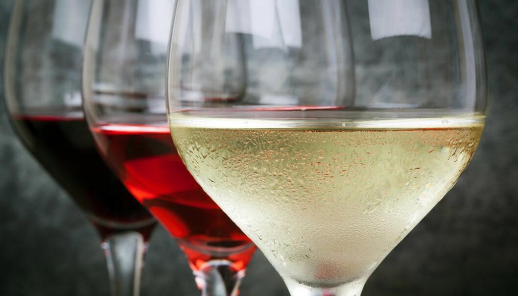 Föredrar du rött, vitt eller rosé?