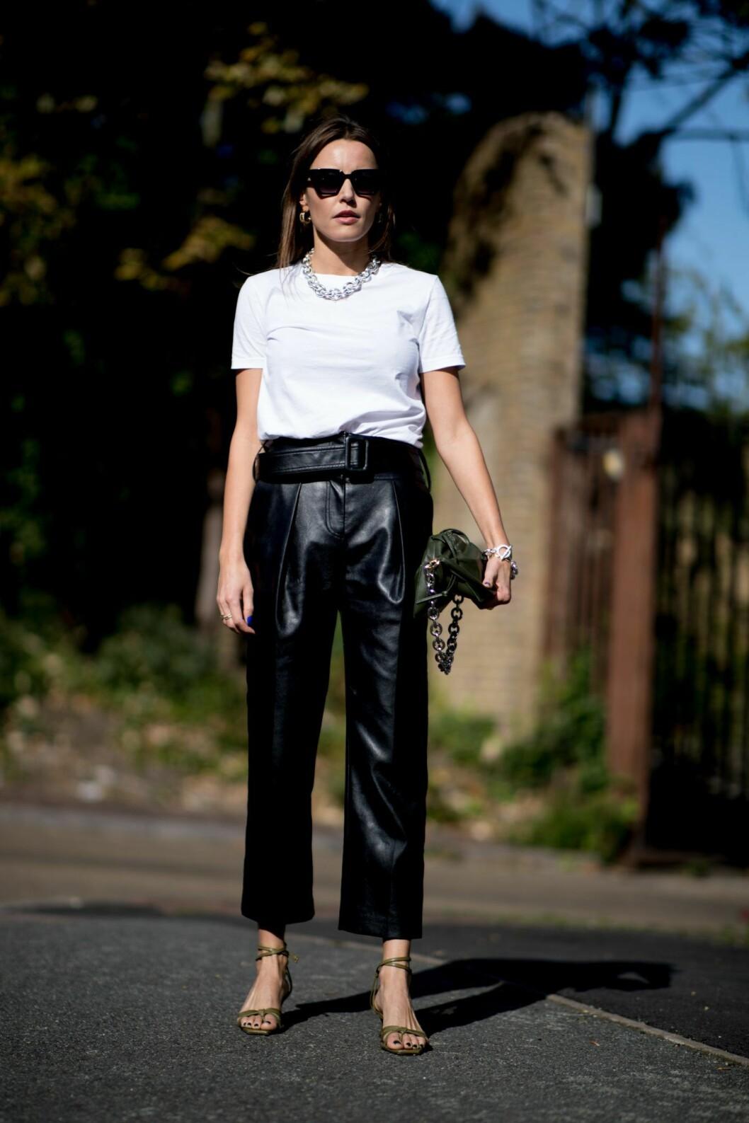 vit t-shirt london fashion week-