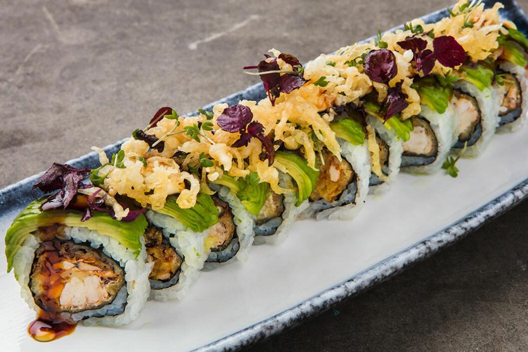 Sushi från TAKO.