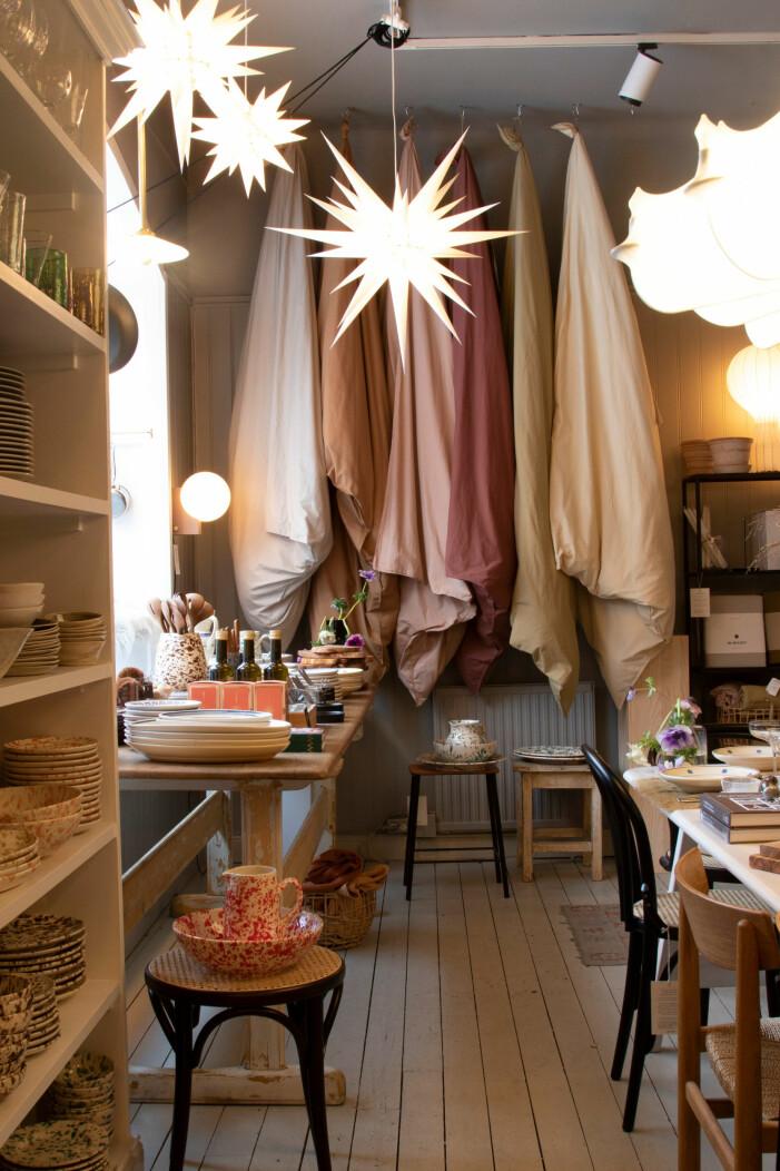 Inredningsbutiken Tambur i Stockholm