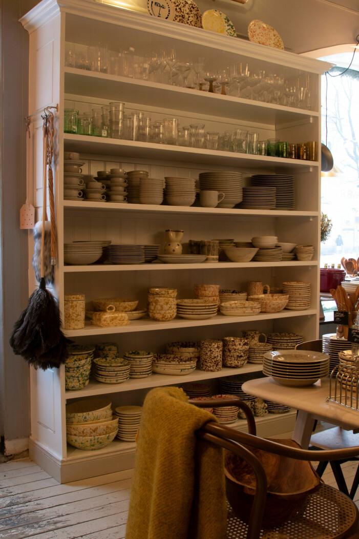 Inredningsbutiken Tambur hittar du i Stockholm