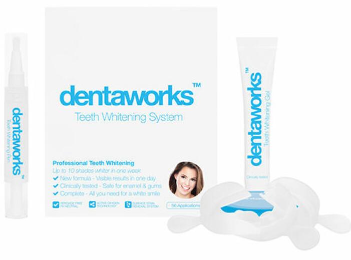 tandblekning dentaworks
