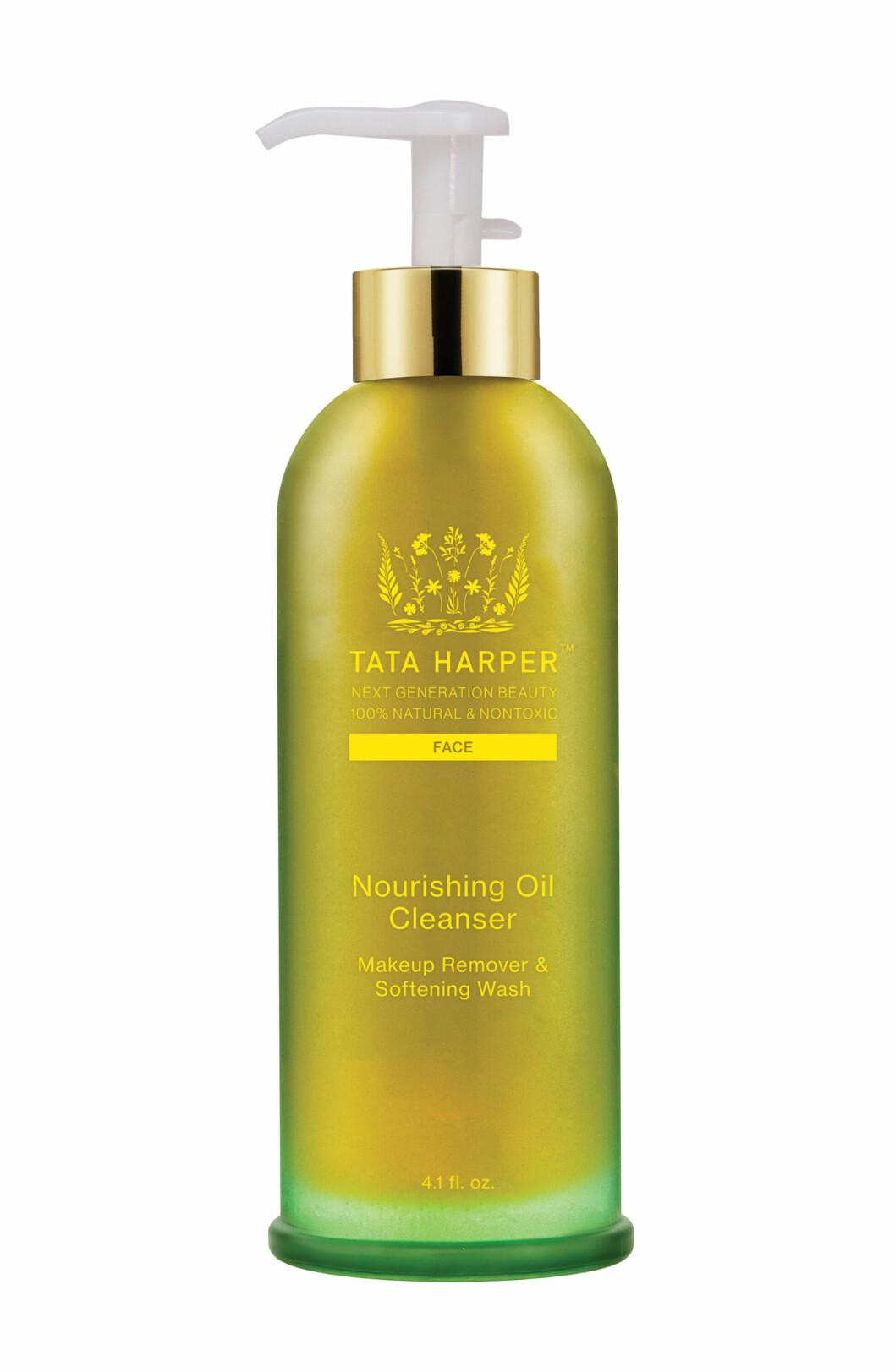 Nourishing Oil Cleanser från Tata Harper
