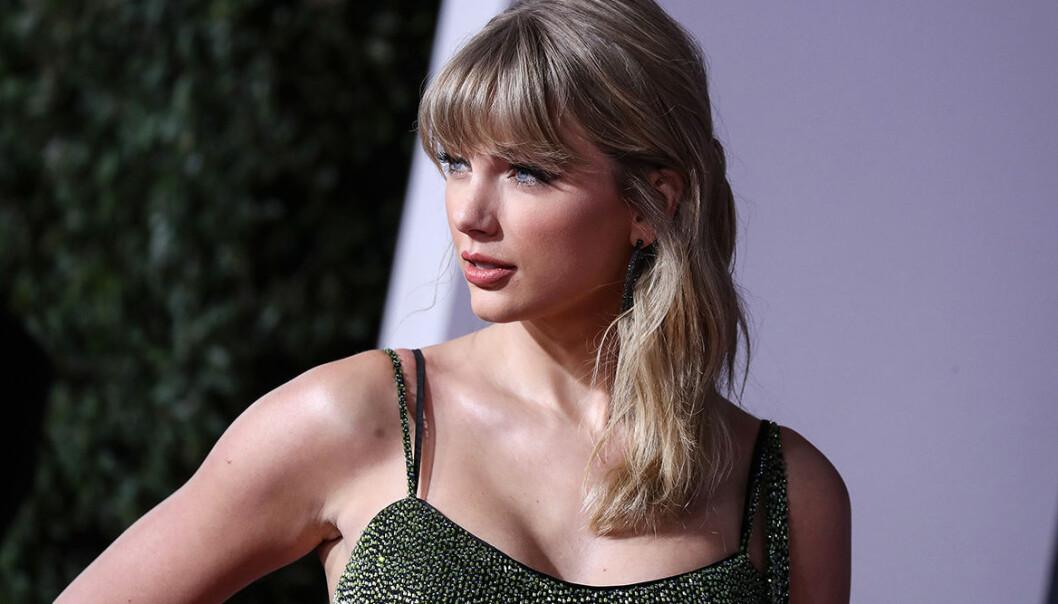 Taylor Swift är historisk – flest priser på AMA