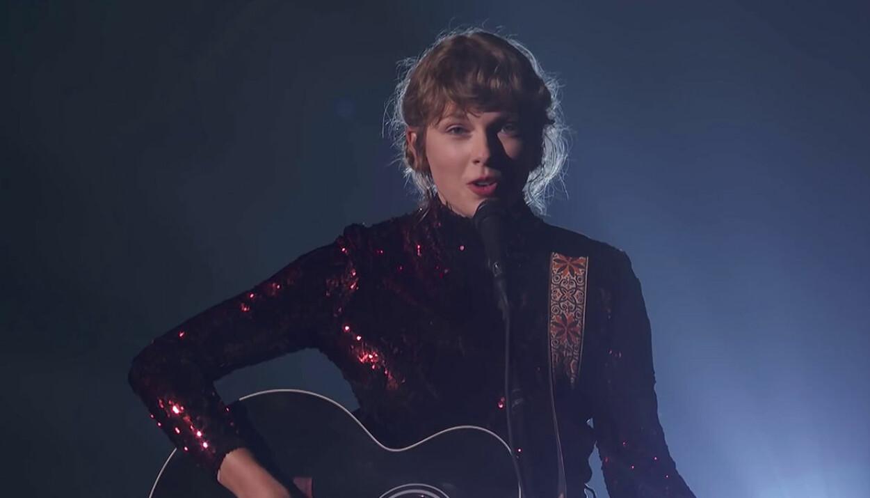 Taylor Swifts nya album blir konsertvideo – släpps nu på Disney+