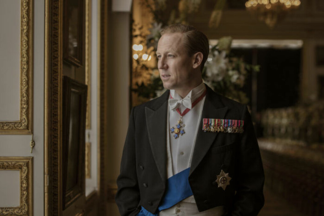 Tobias Menzies I The Crown