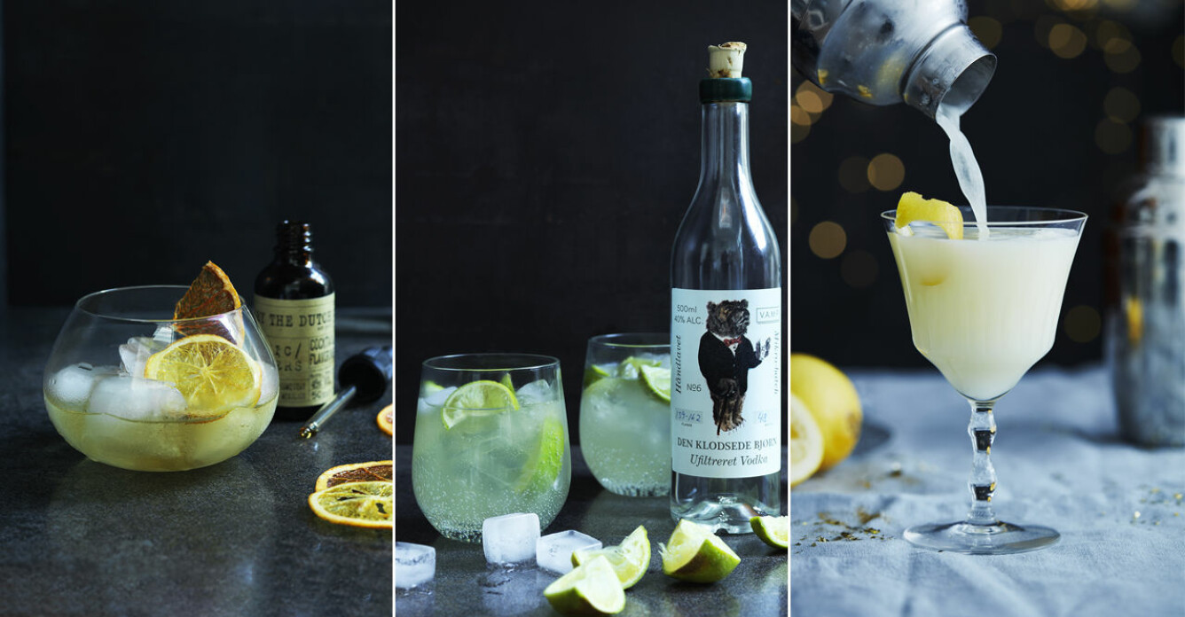 4 retro cocktails som aldrig går ur tiden