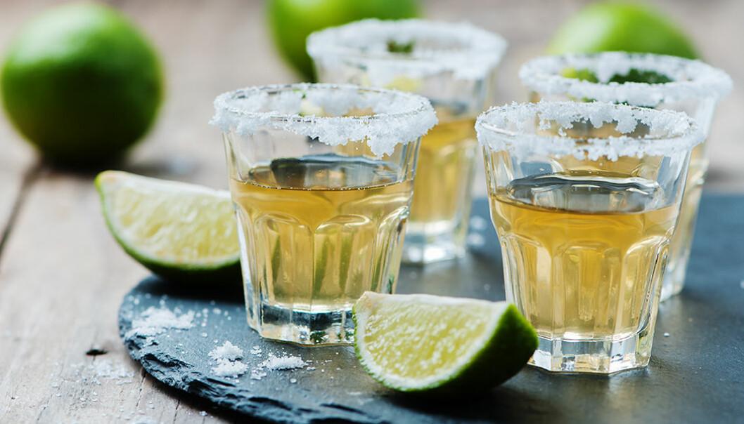 Tequila kan sänka blodsockret.