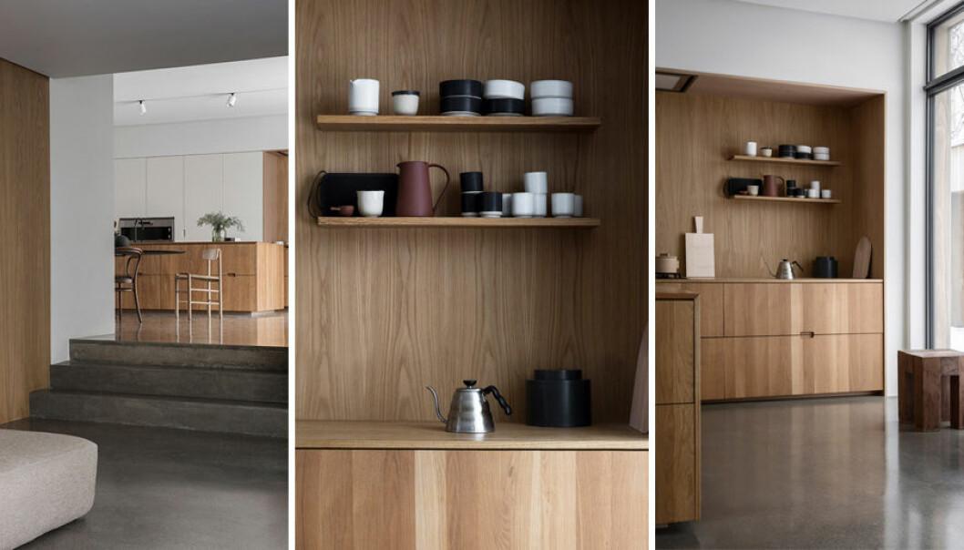 Bild på The Gjovik House Olso Norm Architects
