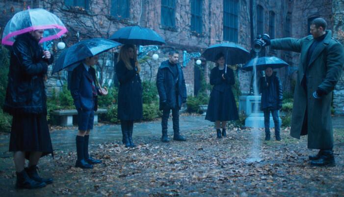 Syskonskaran i The Umbrella Academy