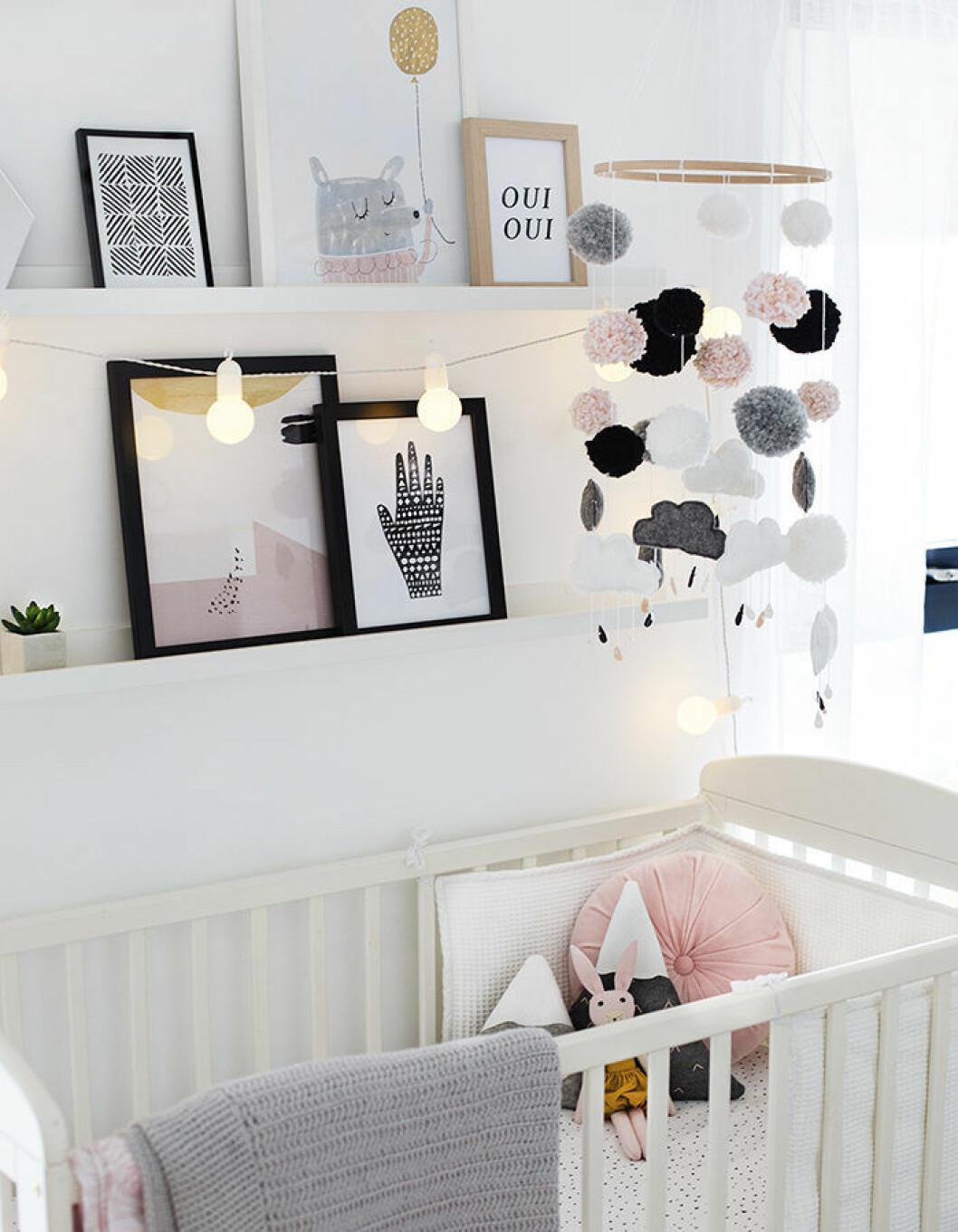 Sänghimmel för barn