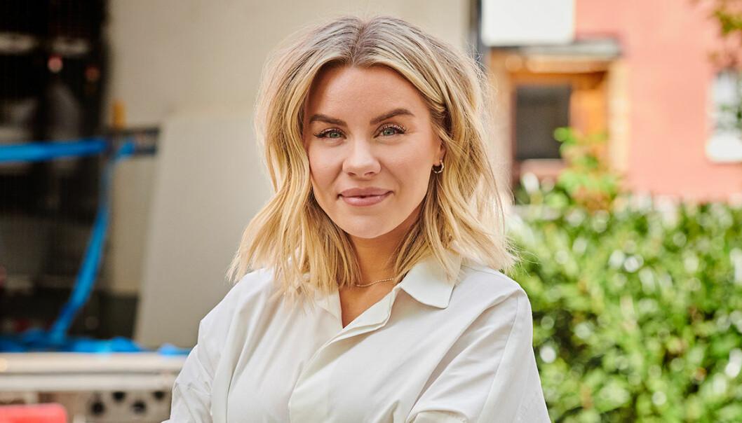 Therese Lindgren debuterar nu som serieskapare
