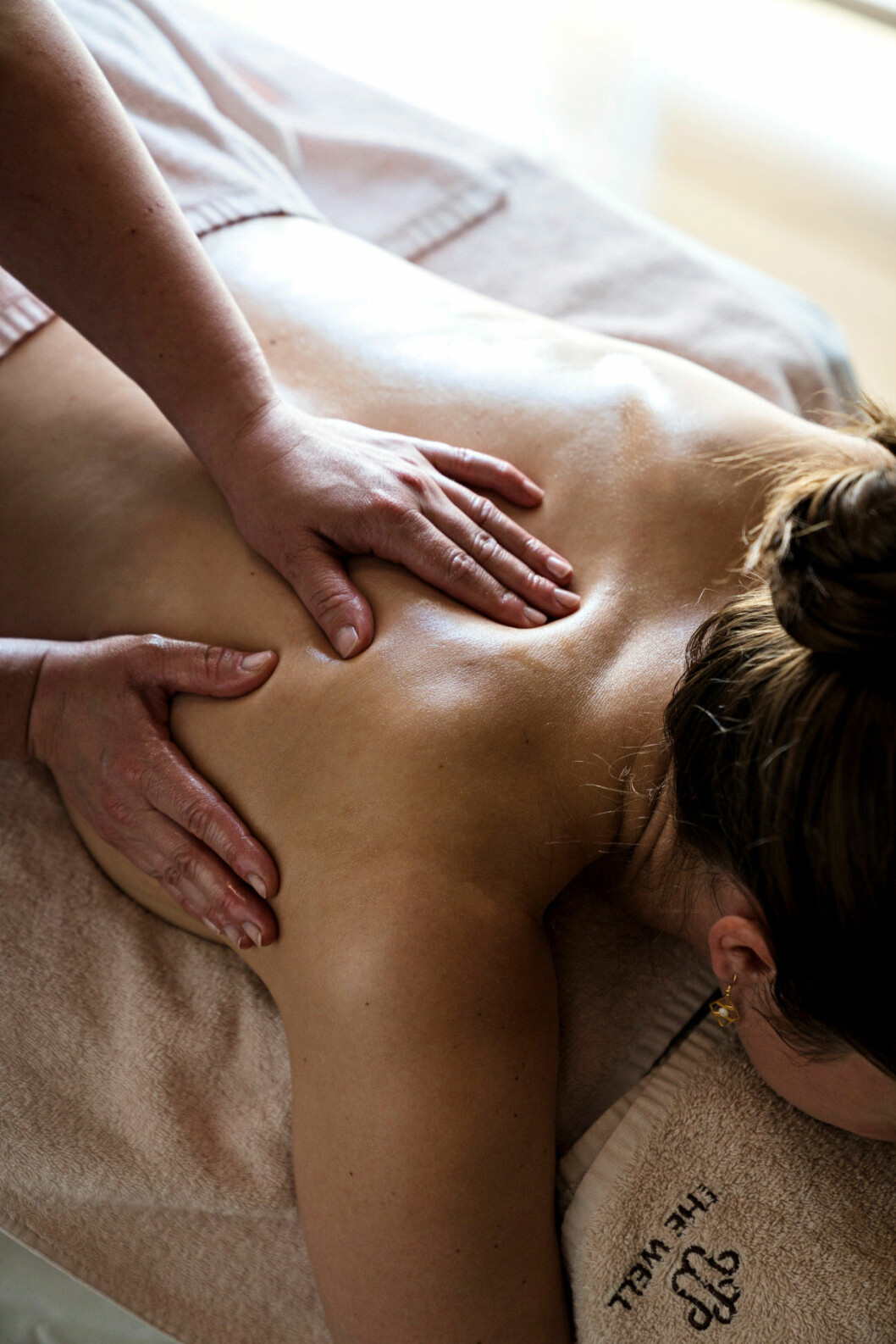 Massage på The Well i Oslo