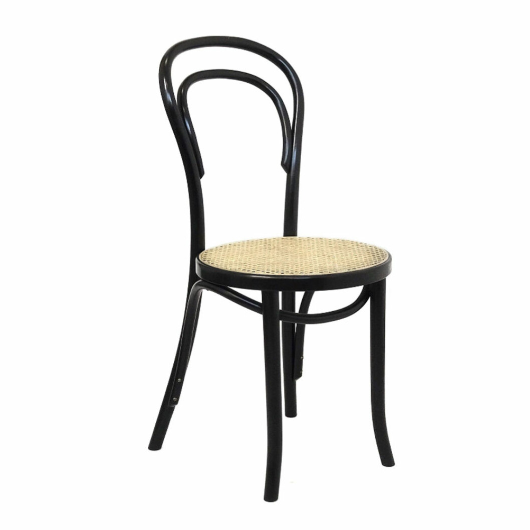 No 14 med rottingsits Thonet