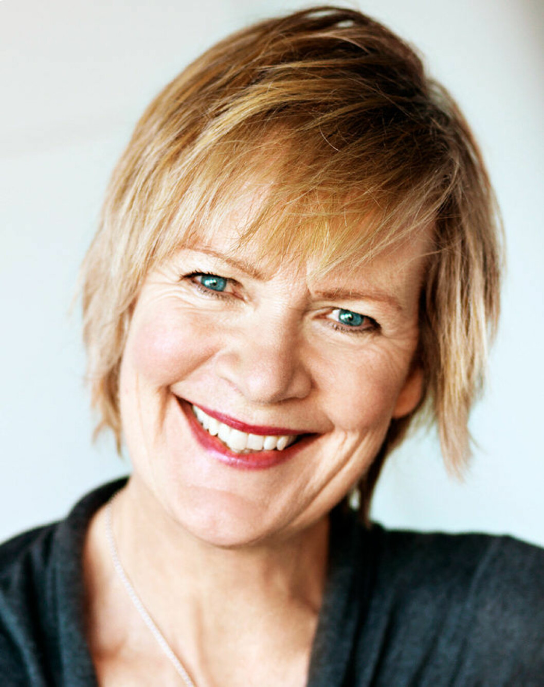 Tina Björeman, inredare och presskontakt på Ikea.