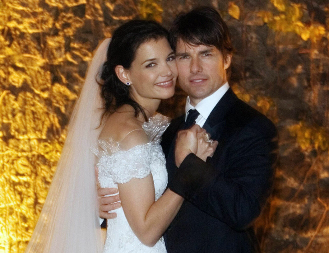 Tom Cruise och Katie Holmes